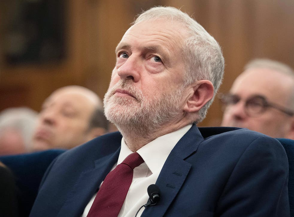 Jeremy Corbyn knows, with more certainty than anyone else, that he is the right man to lead Labour onwards