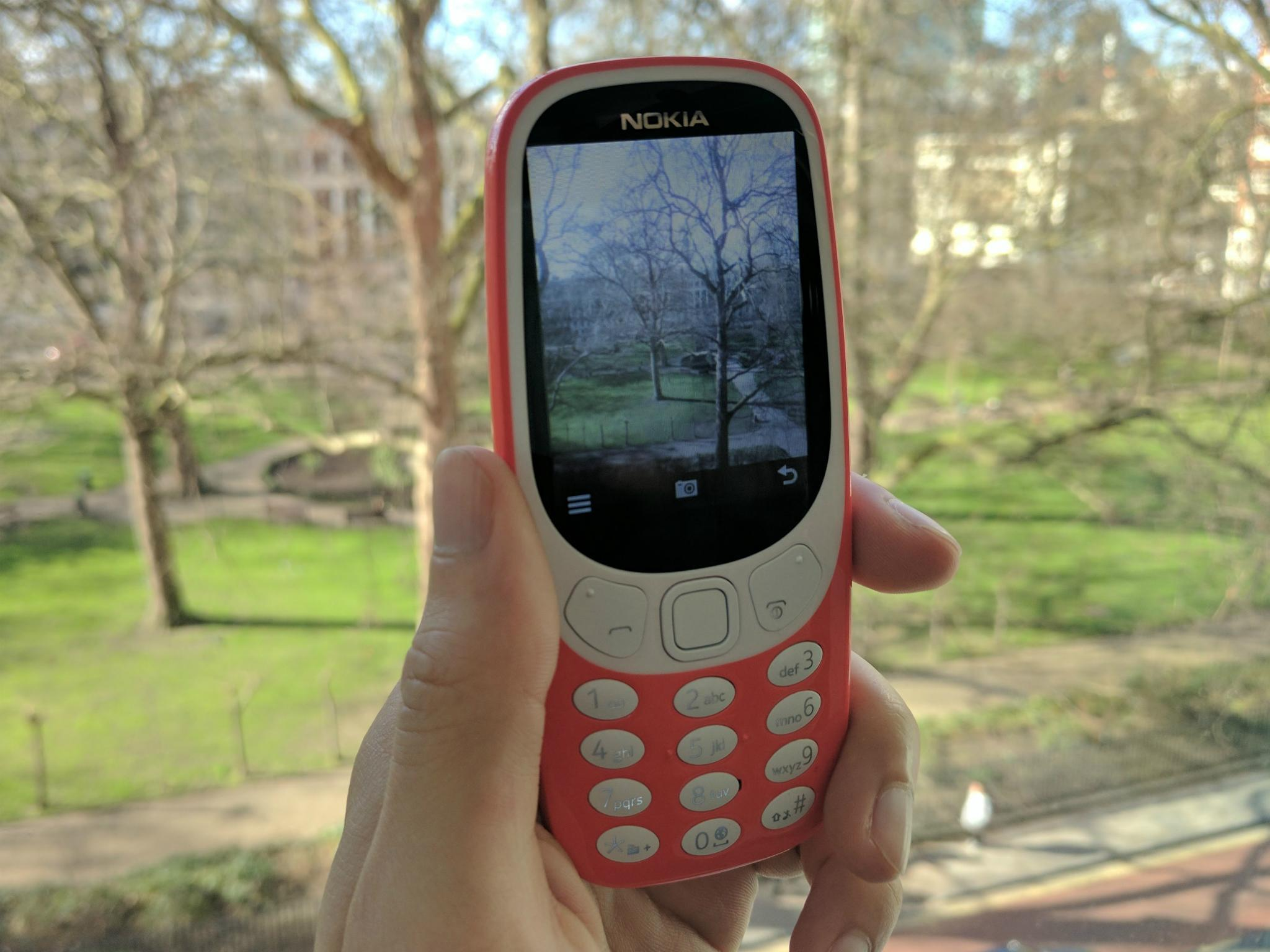 Nokia 3310 hands-on review: The world's most reliable phone, even