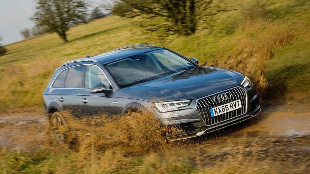 Review Audi A4 Allroad The Independent
