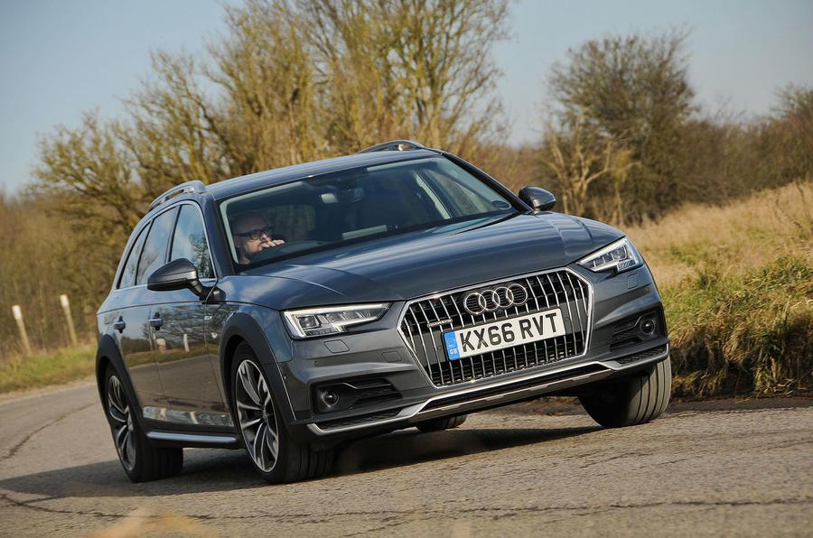 Review Audi A Allroad The Independent - Audi allroad