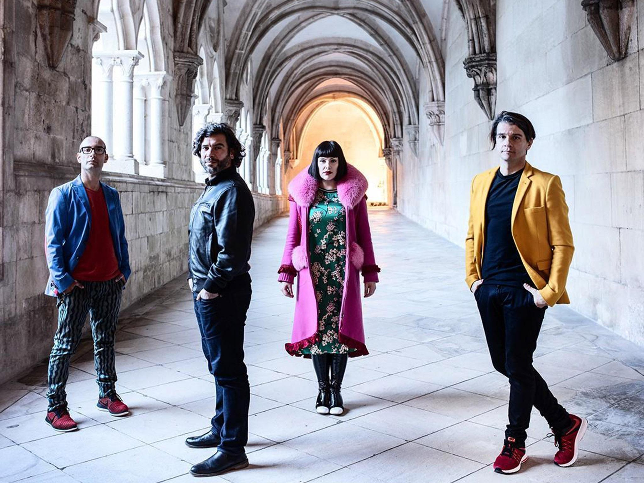 The gift reveal jaw dropping video for you will be queen the gift talk new album altar and collaborating with brian eno negle Images