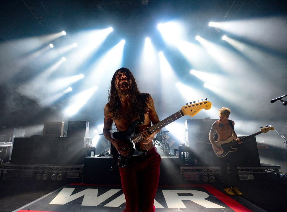 Biffy Clyro are one of the very best bands that the UK has ever produced and the show was a wonderful summary of the band's career to date