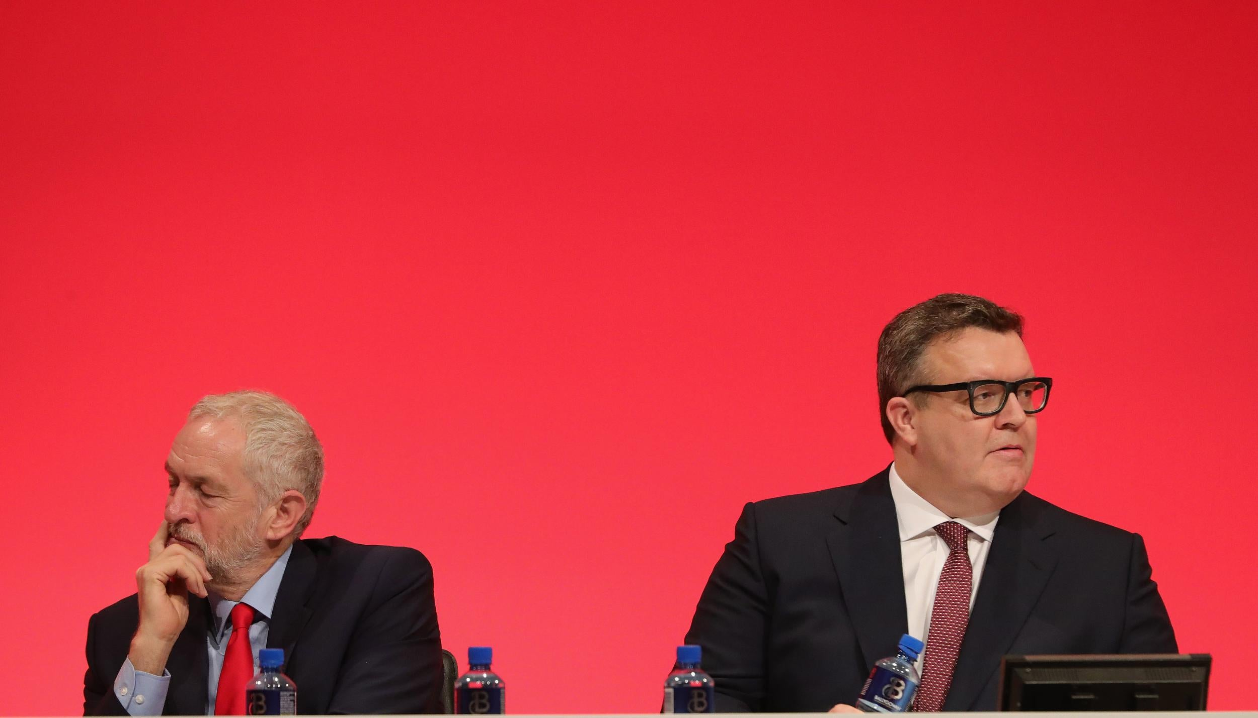 Deputy Labour leader Tom Watson has demanded 'things have to change' after humiliating Copeland defeat