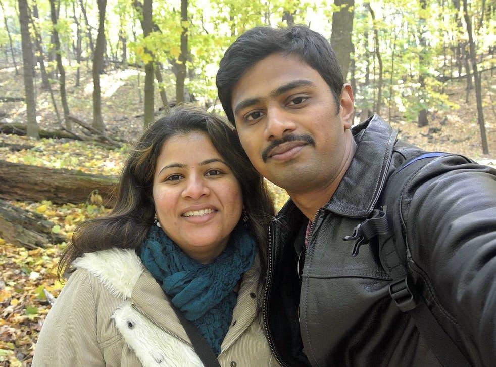 Sunayana Dumala believes her husband's murder is a hate crime