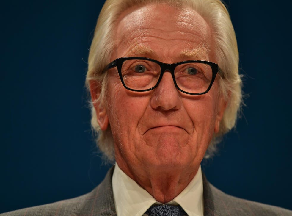 Conservative peer Lord Heseltine wants people to have the right to change their minds on Brexit