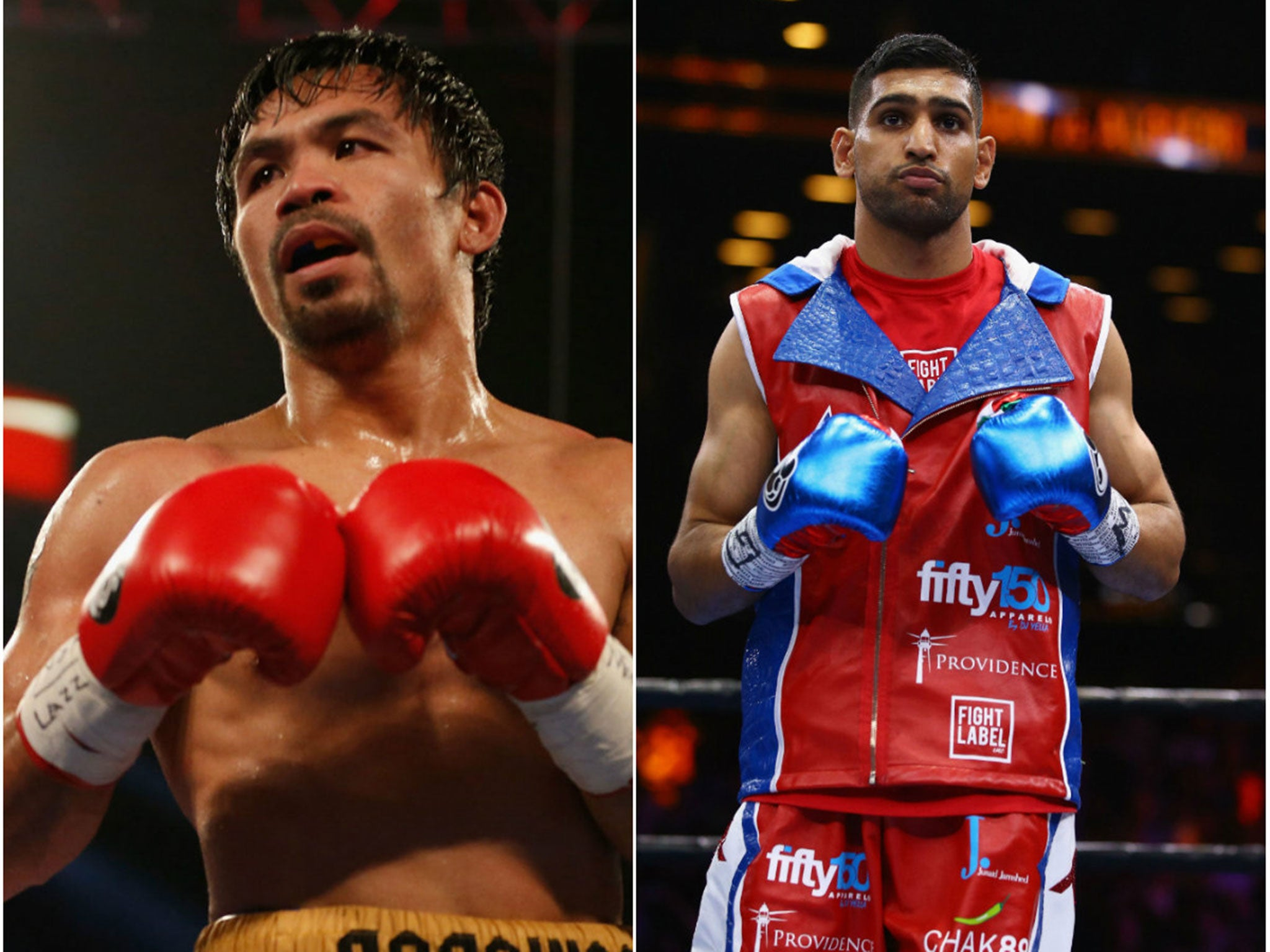 Manny Pacquiao Latest News Breaking Stories And Comment The Gt Man Boxer Bx 02 3 Pcs Khan Vs Super Fight Off Boxing