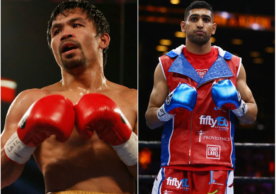 Amir Khan vs Manny Pacquiao: Despite the endless speculation, this