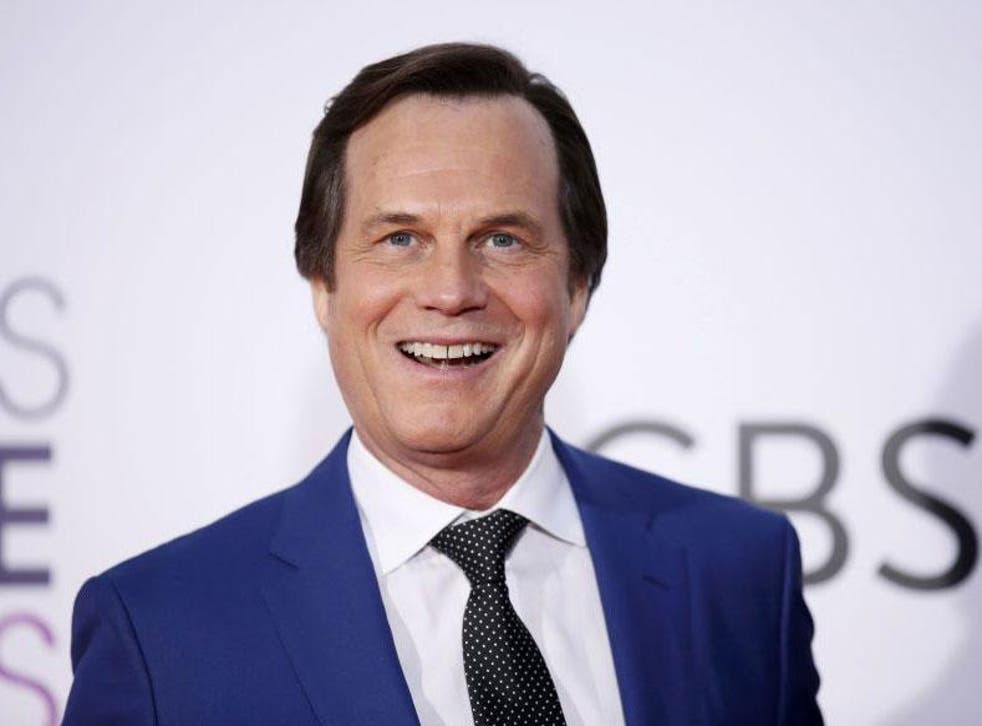 Bill Paxton arrives at a Los Angeles awards ceremony in January 2017.