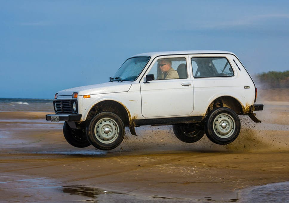 How A Rugged Soviet Relic Became One Of The Car Industrys Most