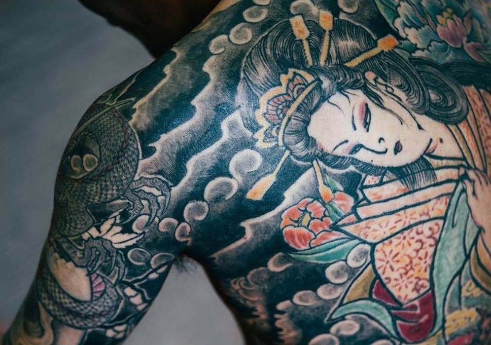 Ink Stigma The Japanese Tattoo Artists Fighting Back The Independent