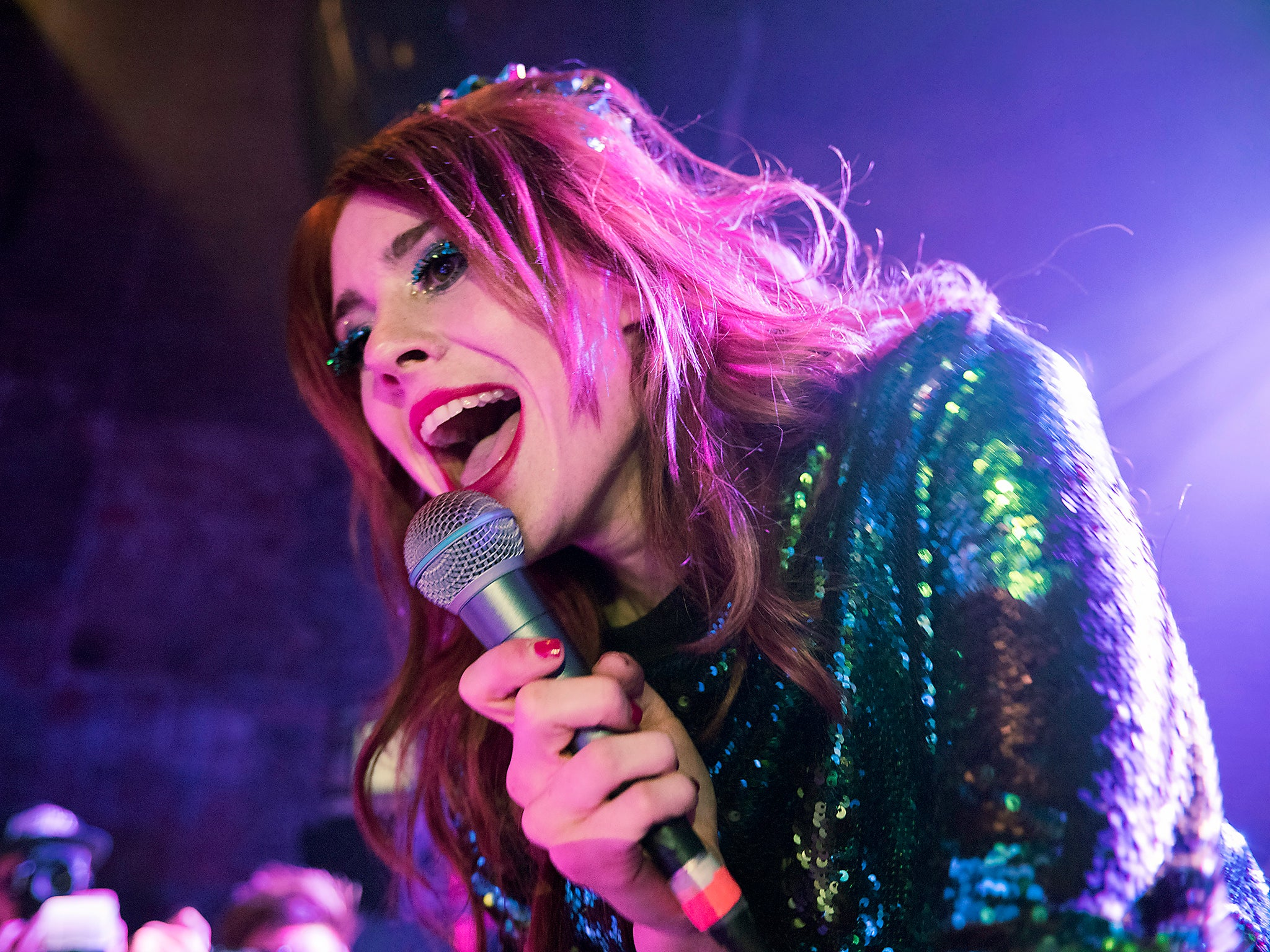 Kate Nash claims the music industry has 'killed a lot of people'