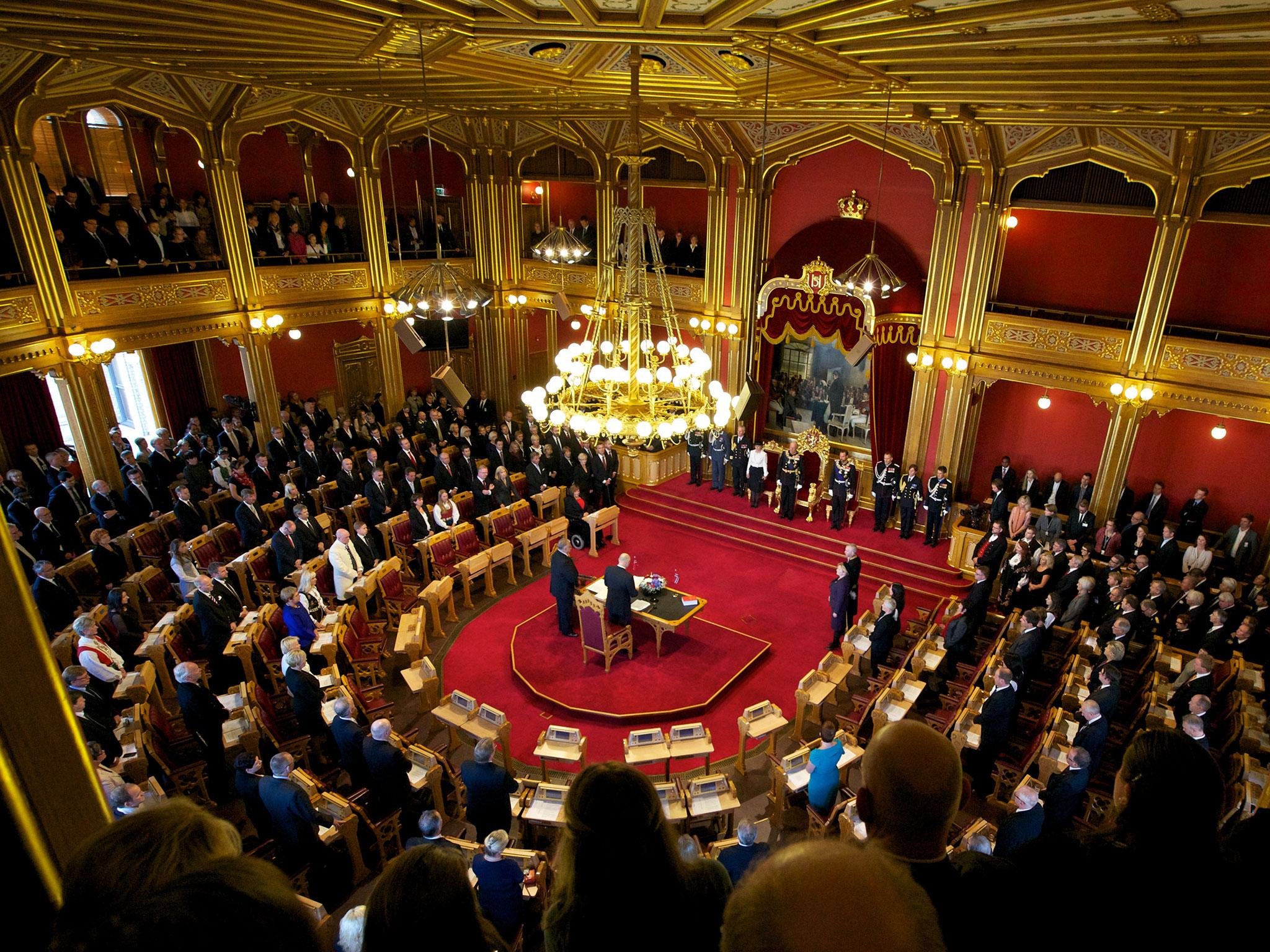 Image result for norway government