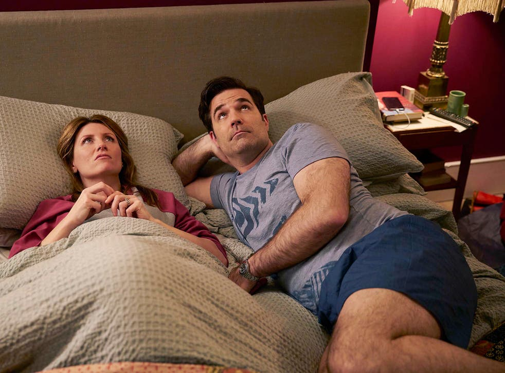Sharon Horgan and Rob Delaney return for the third series of Channel 4's marital comedy 'Catastrophe'