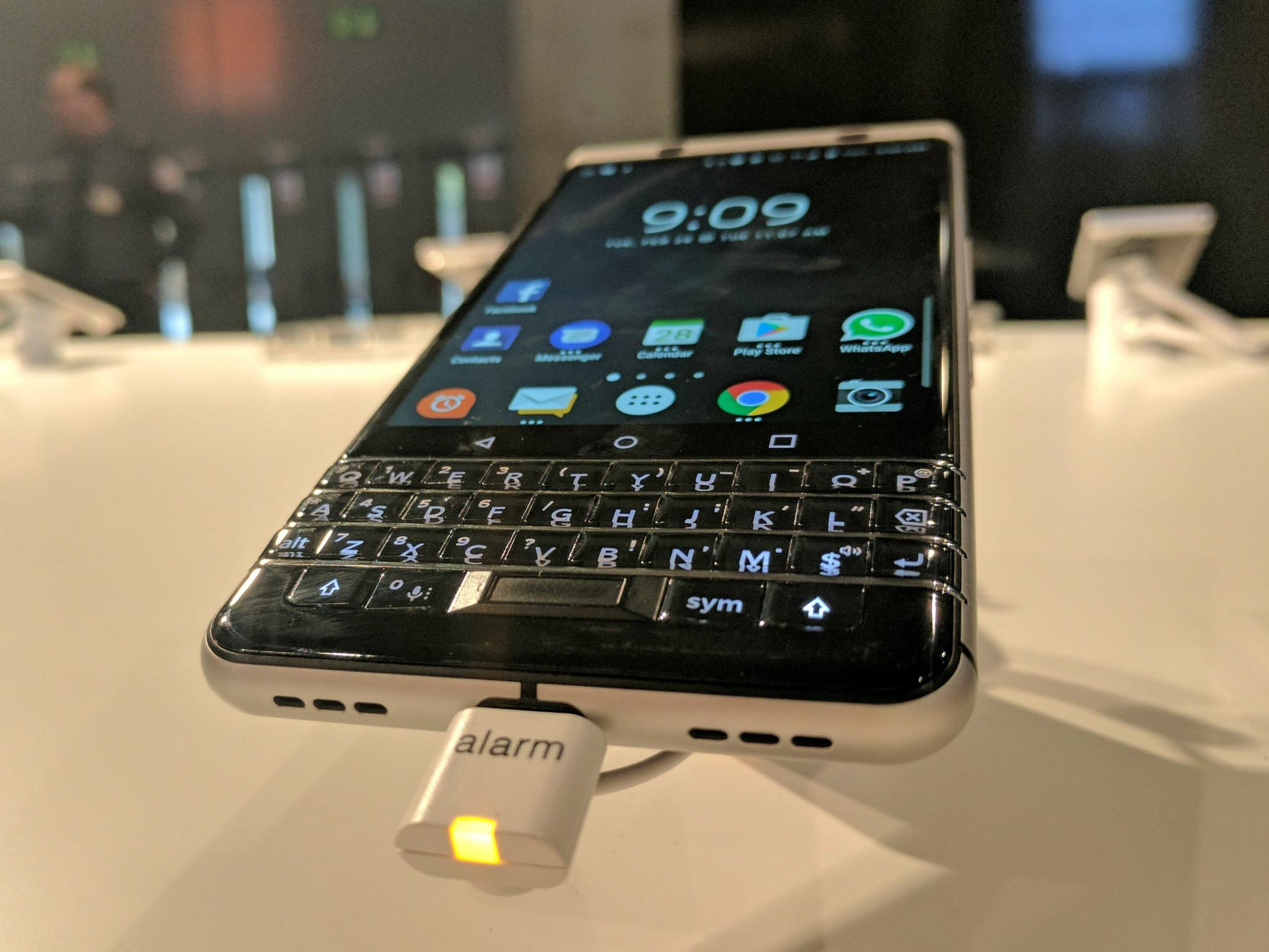 BlackBerry - latest news, breaking stories and comment - The