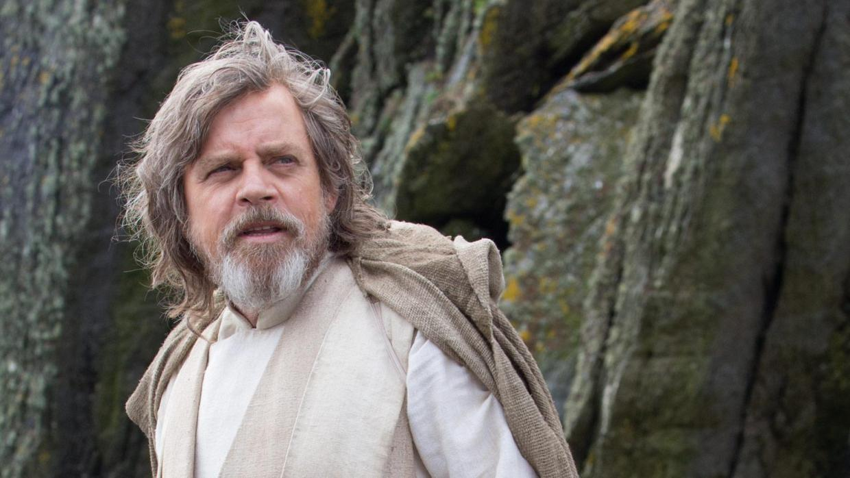 Star Wars 8: JJ Abrams thinks The Last Jedi will win Mark Hamill an Oscar for Luke Skywalker