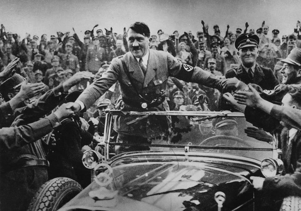 Hitler Was A Sexually Confused Serial Killer Psychologist Claims