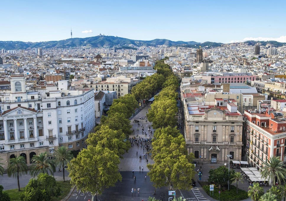 Barcelona City Guide Pdf