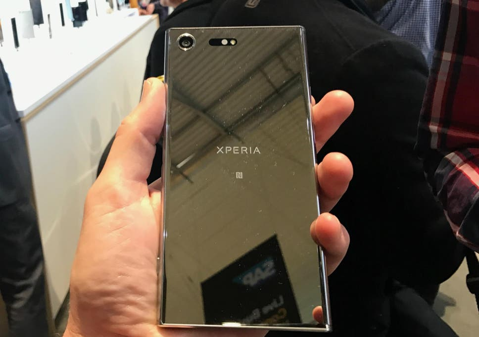 Sony Xperia XZ Premium aims to take on iPhone with stunning