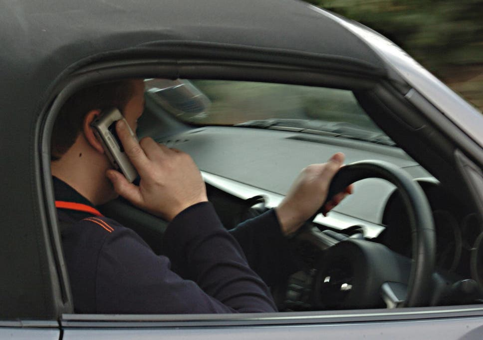 Crackdown catches 200 drivers a day using mobile phones
