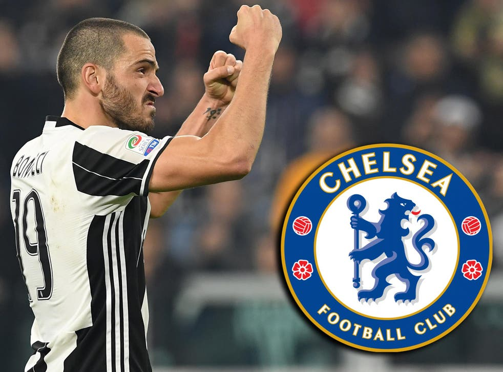 Chelsea could swoop for Bonucci in the summer
