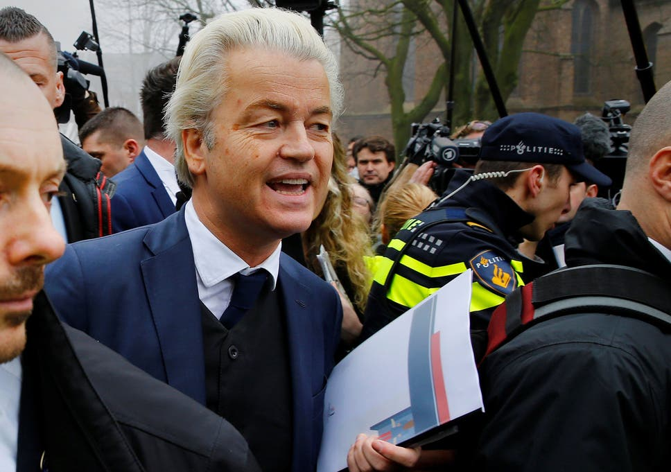 Geert wilders wife sexual dysfunction