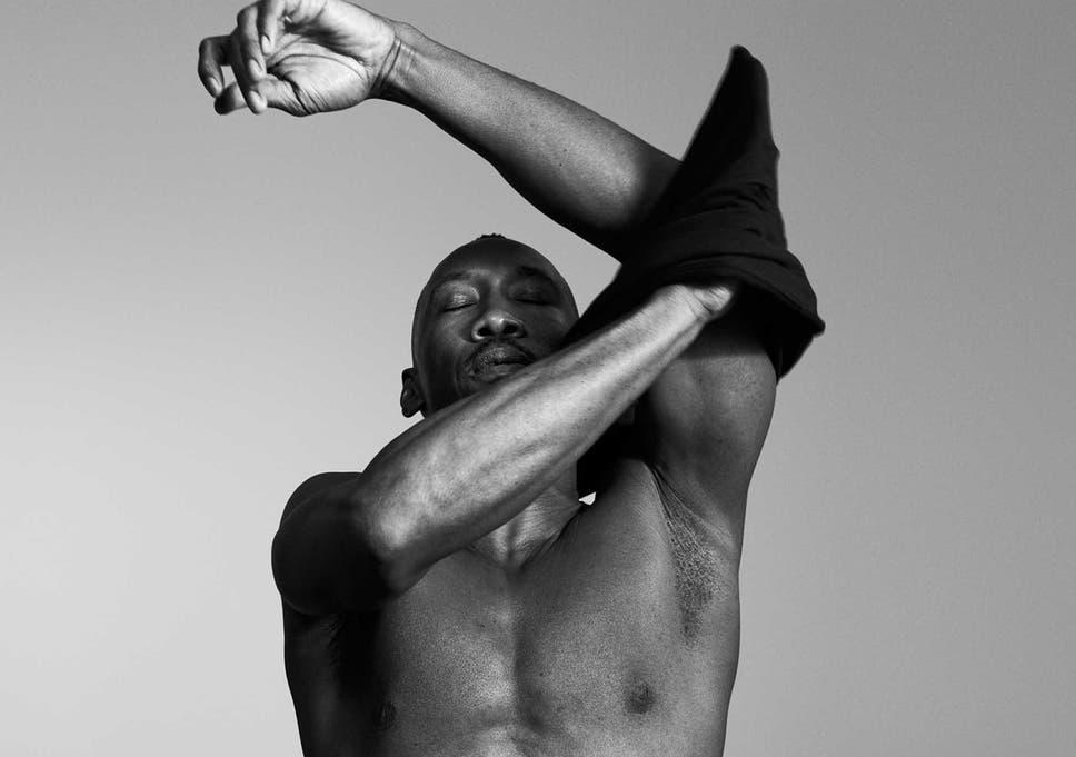 b99ae31e6b Moonlight cast star in Calvin Klein underwear advert including Oscar winner  Mahershala Ali