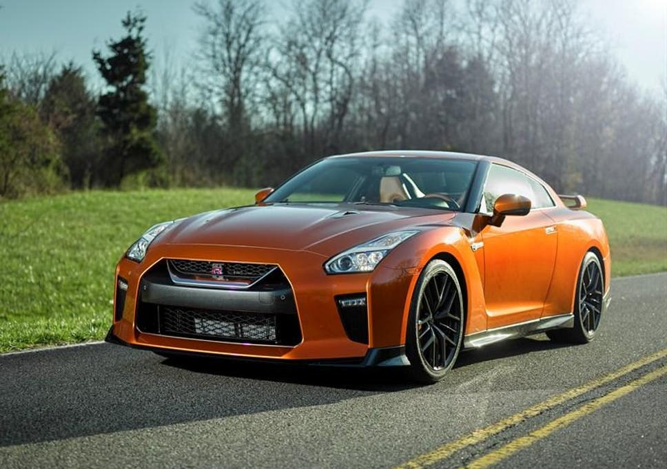 car review: nissan gt-r 2017 | the independent