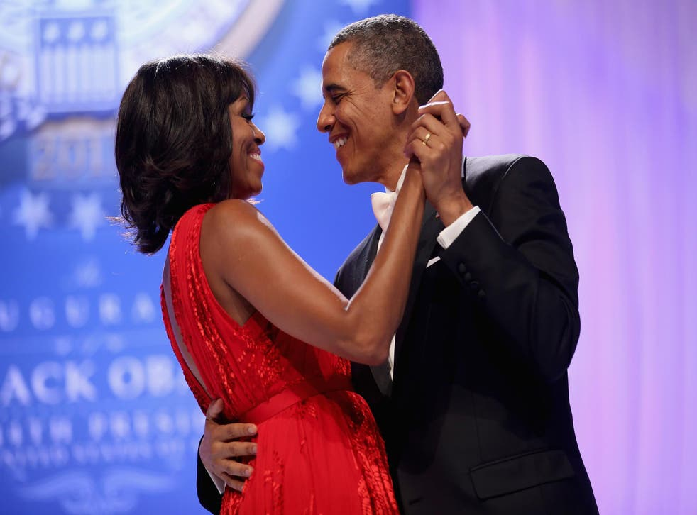 Mr Obama married the former first lady in 1992