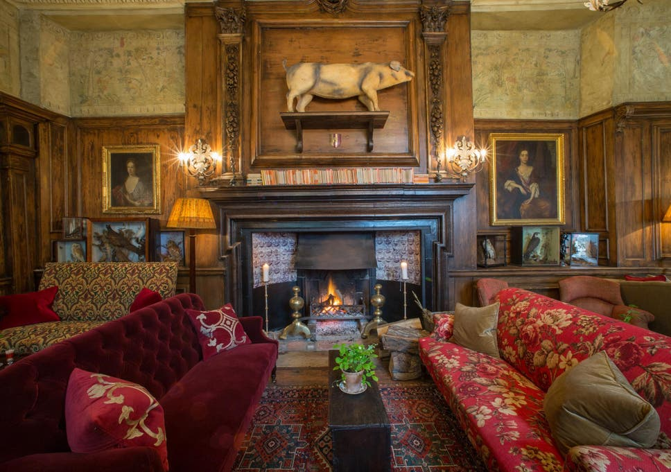 Awesome The Pig At Combe Review Reinventing The English Country Interior Design Ideas Grebswwsoteloinfo