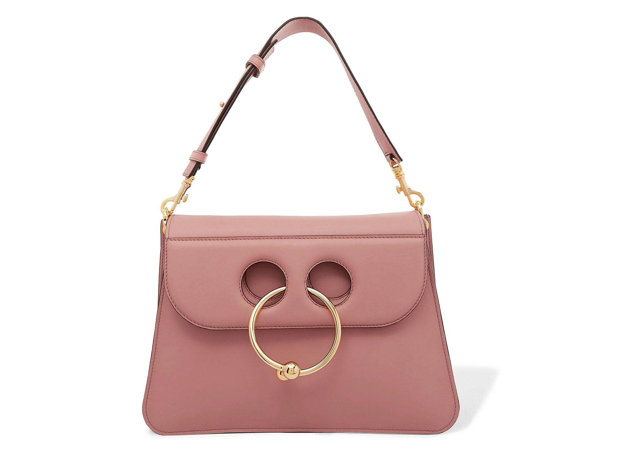 b6b2d5f08b7 J.W.Anderson Pierce Medium Leather Shoulder Bag  £1095, Net-a-Porter