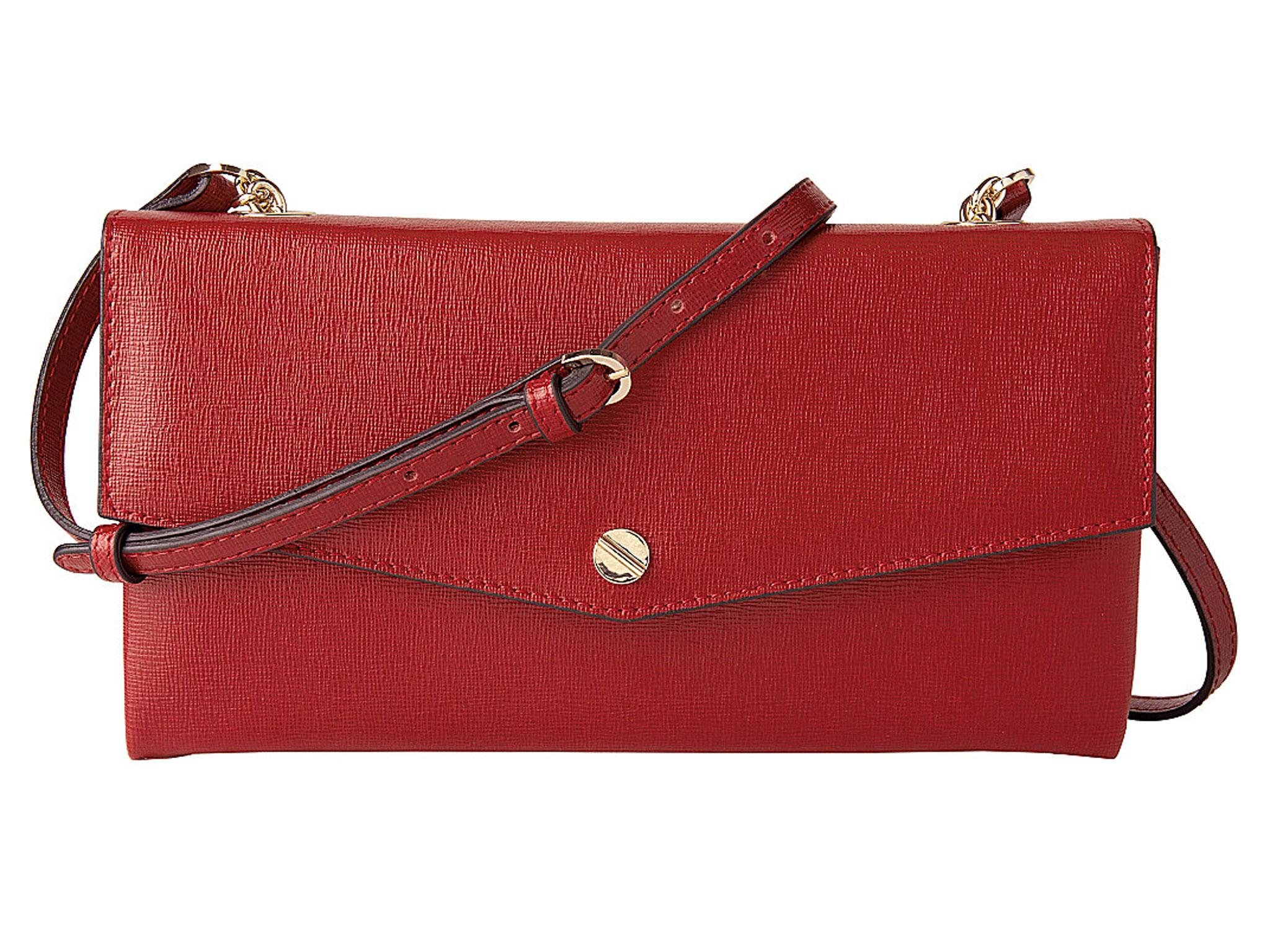 624430b5ff5 LK Bennett, Dakoda Leather Shoulder Bag  £145, Selfridges