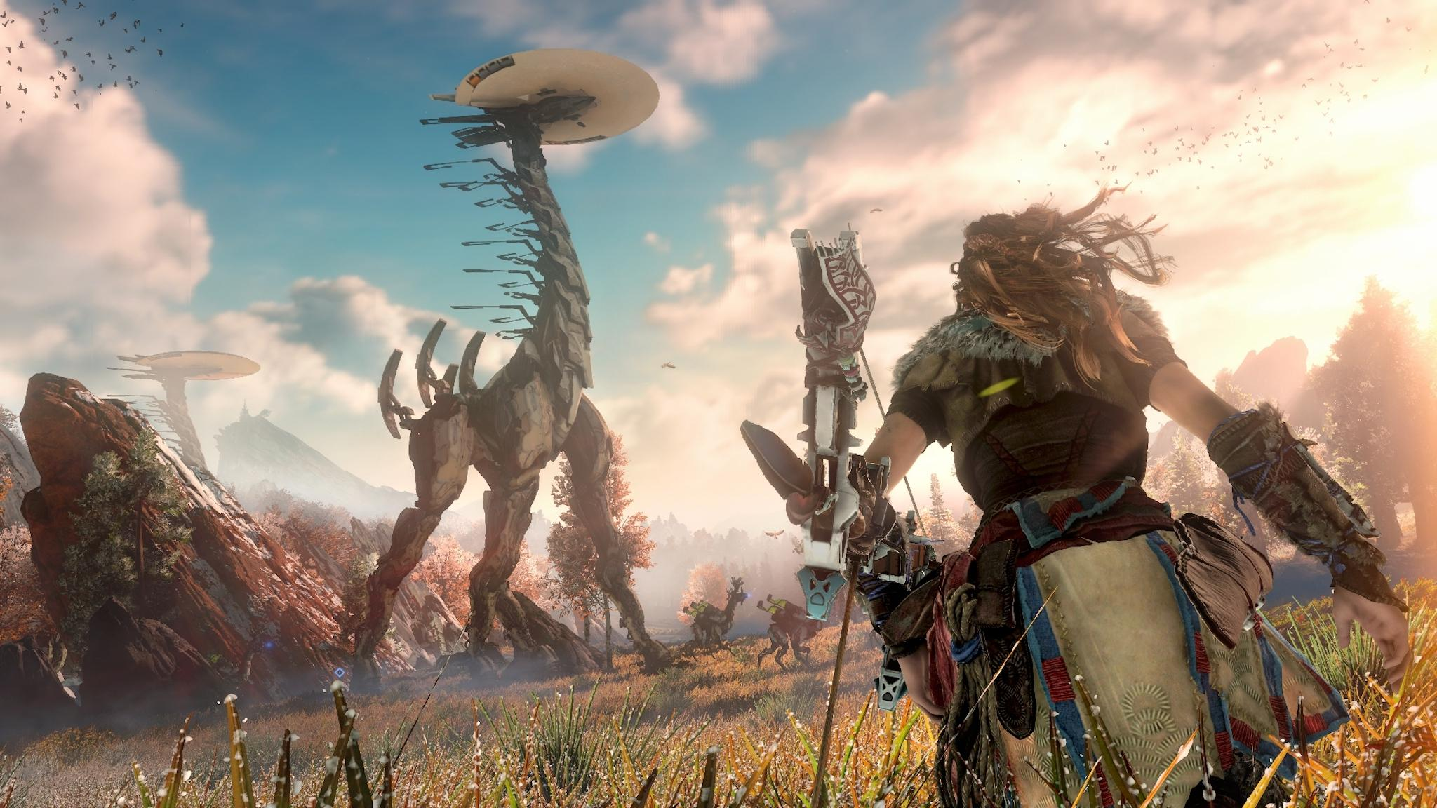 How Horizon: Zero Dawn accidentally became 2017's most important game
