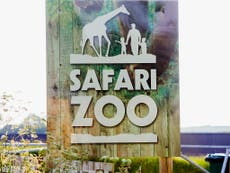 South Lakes Safari Zoo: Licence application rejected after