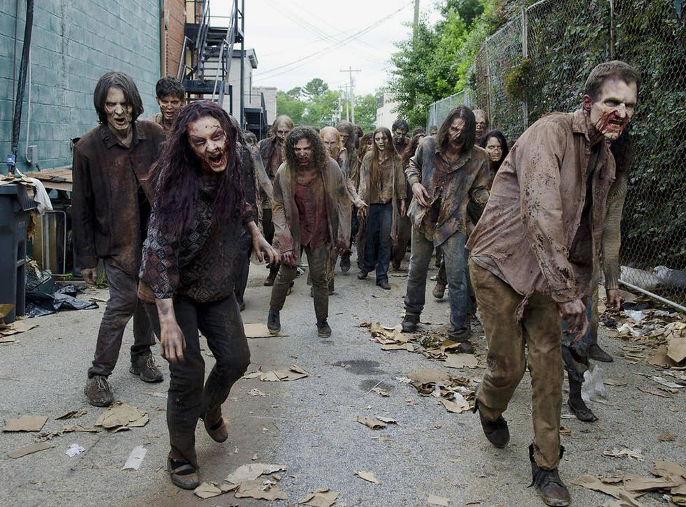 The experience invites thrill seekers to flee The Walking Dead in a relentless and spine-chilling bid for survival