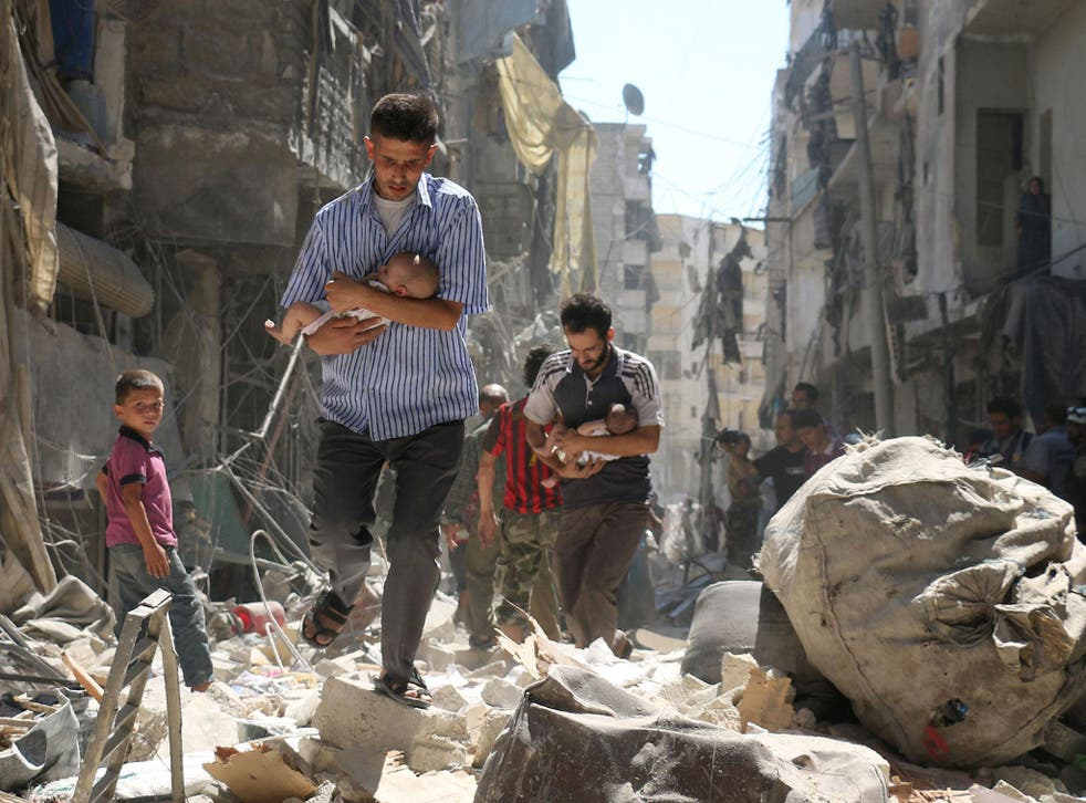 'The deliberate targeting of civilians has resulted in the immense loss of human life, including hundreds of children'