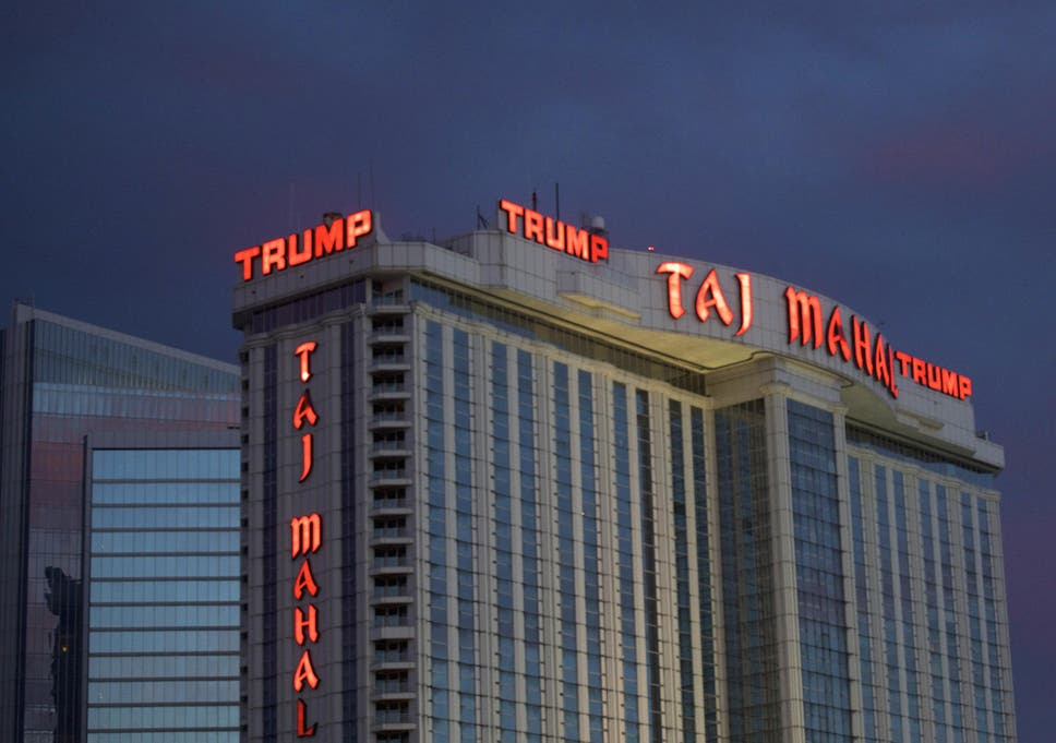 Image result for photo of trump casino