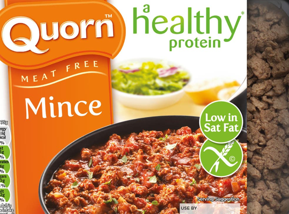 Quorn is a so-called mycoprotein meat substitute and is sold on its own, in ready-meals or in products that replicate burgers, sausages or chicken fillets