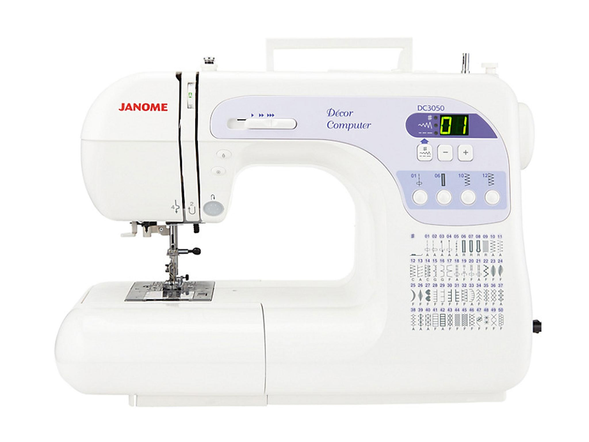 7 best sewing machines for beginners the independent another fandeluxe Gallery