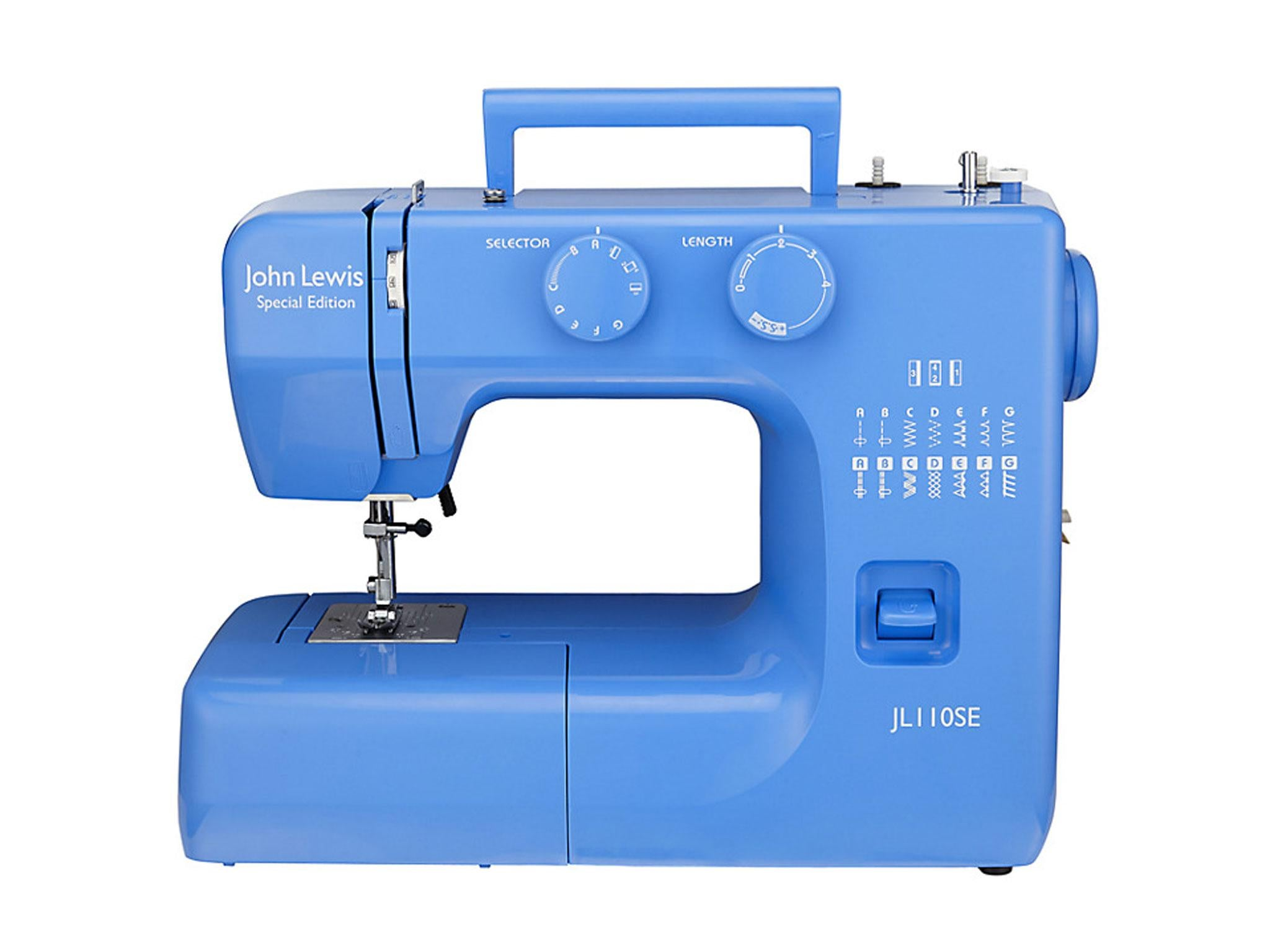 7 best sewing machines for beginners the independent john lewis jl110 sewing machine 99 john lewis fandeluxe Gallery