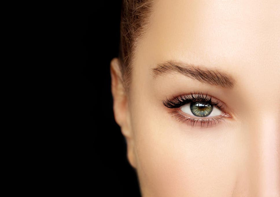 How To Make The Most Of Your Natural Lashes The Independent