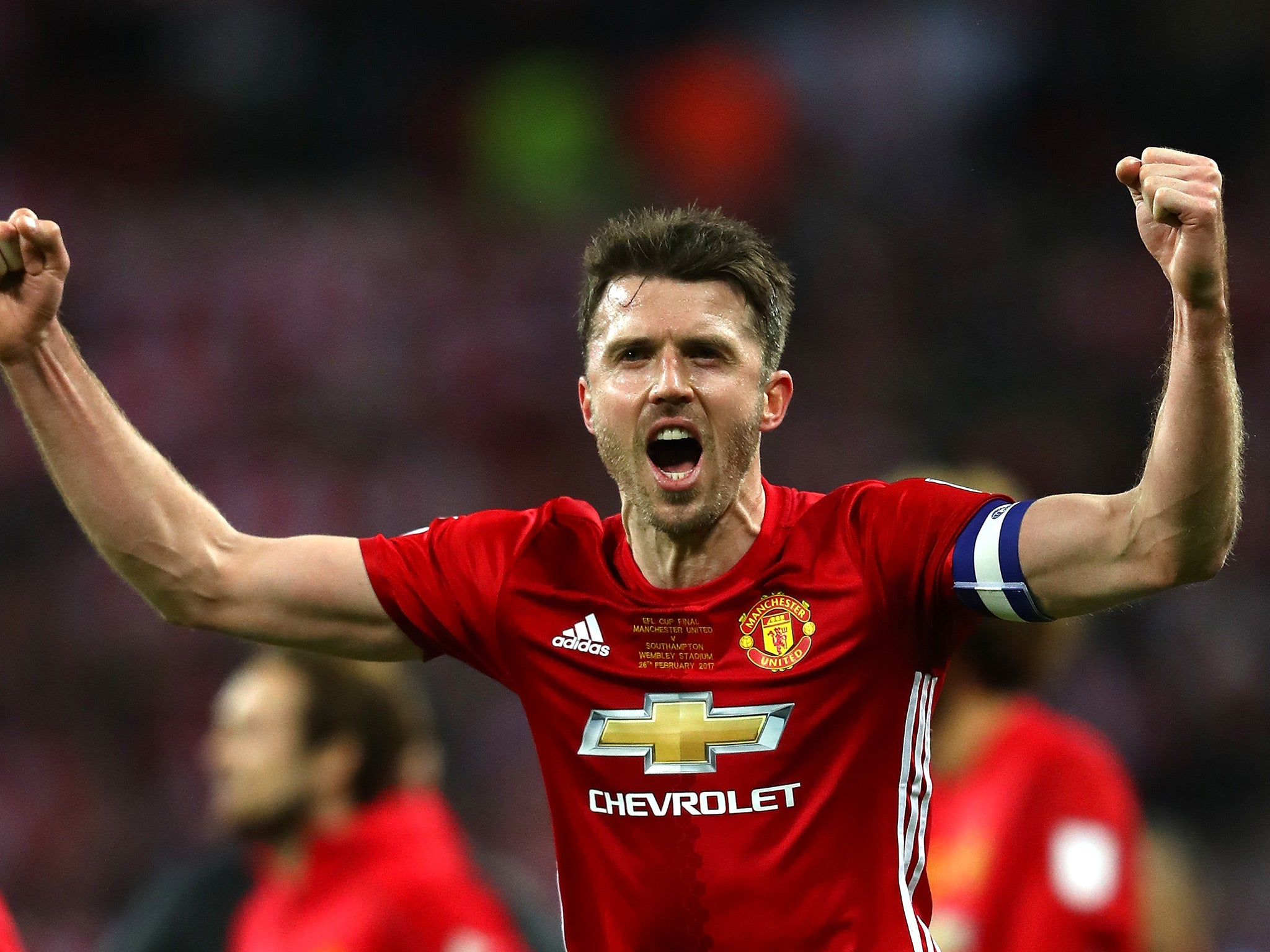 Image result for foto michael carrick
