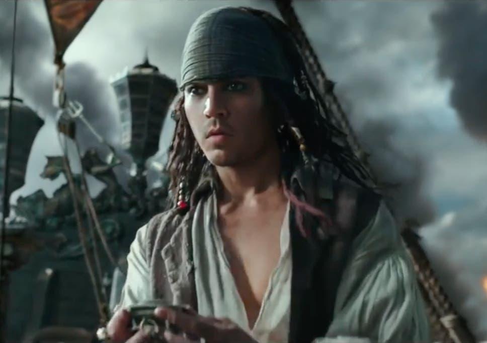 Pirates of the Caribbean  Salazar s Revenge VFX supervisors talk   de-ageing  Johnny Depp 68487e0f48c7c