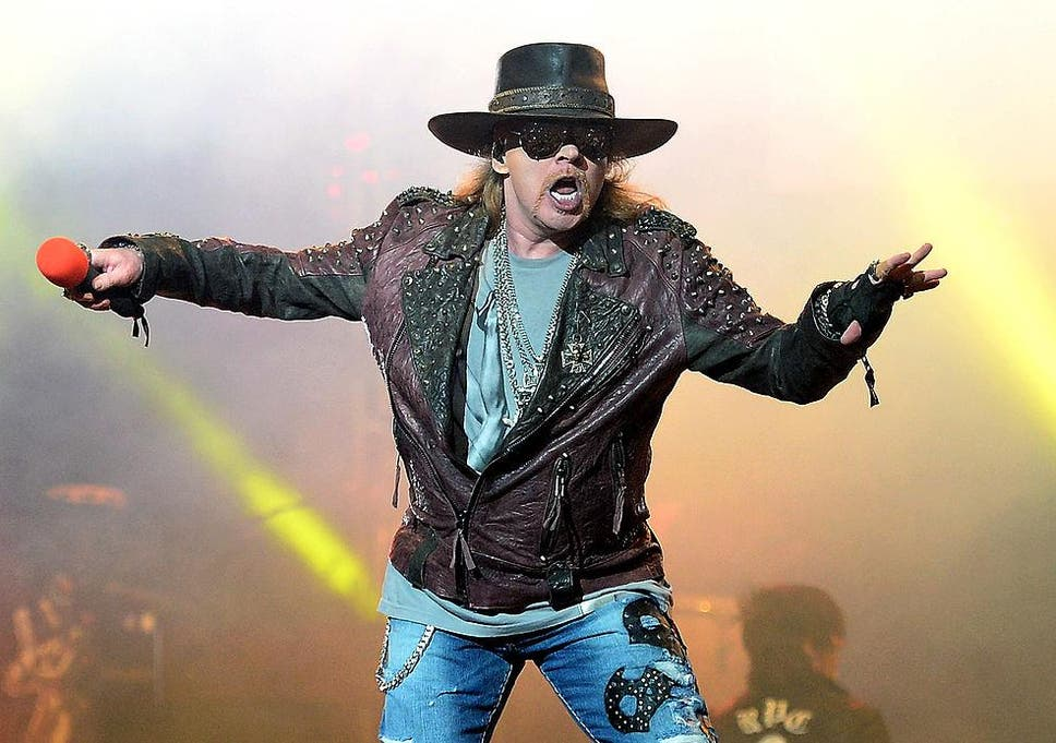 Guns N Roses remove song with homophobic and racist lyrics from