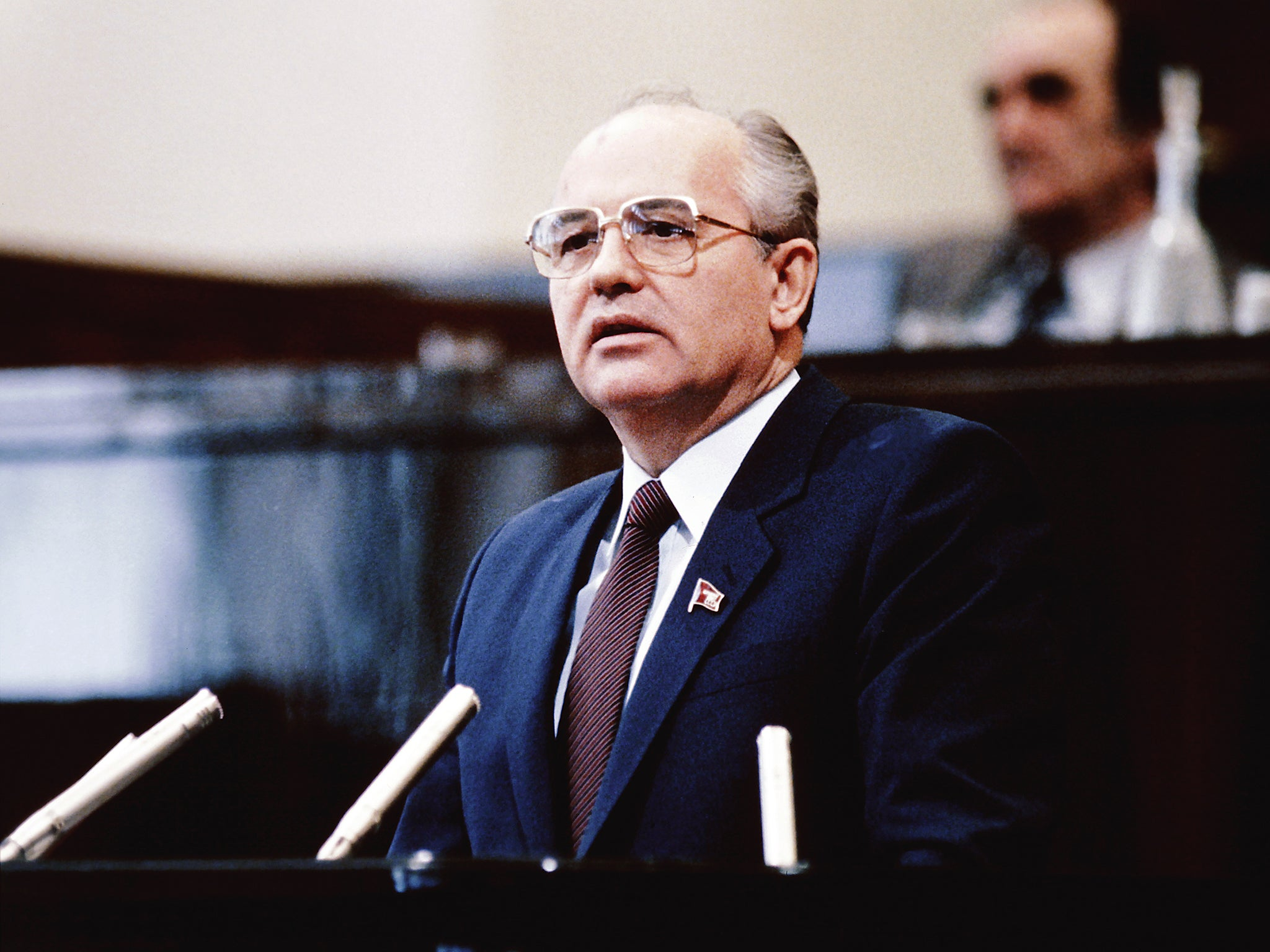 Mikhalkov accused Yeltsin and Gorbachev of political crimes 02/19/2016 24