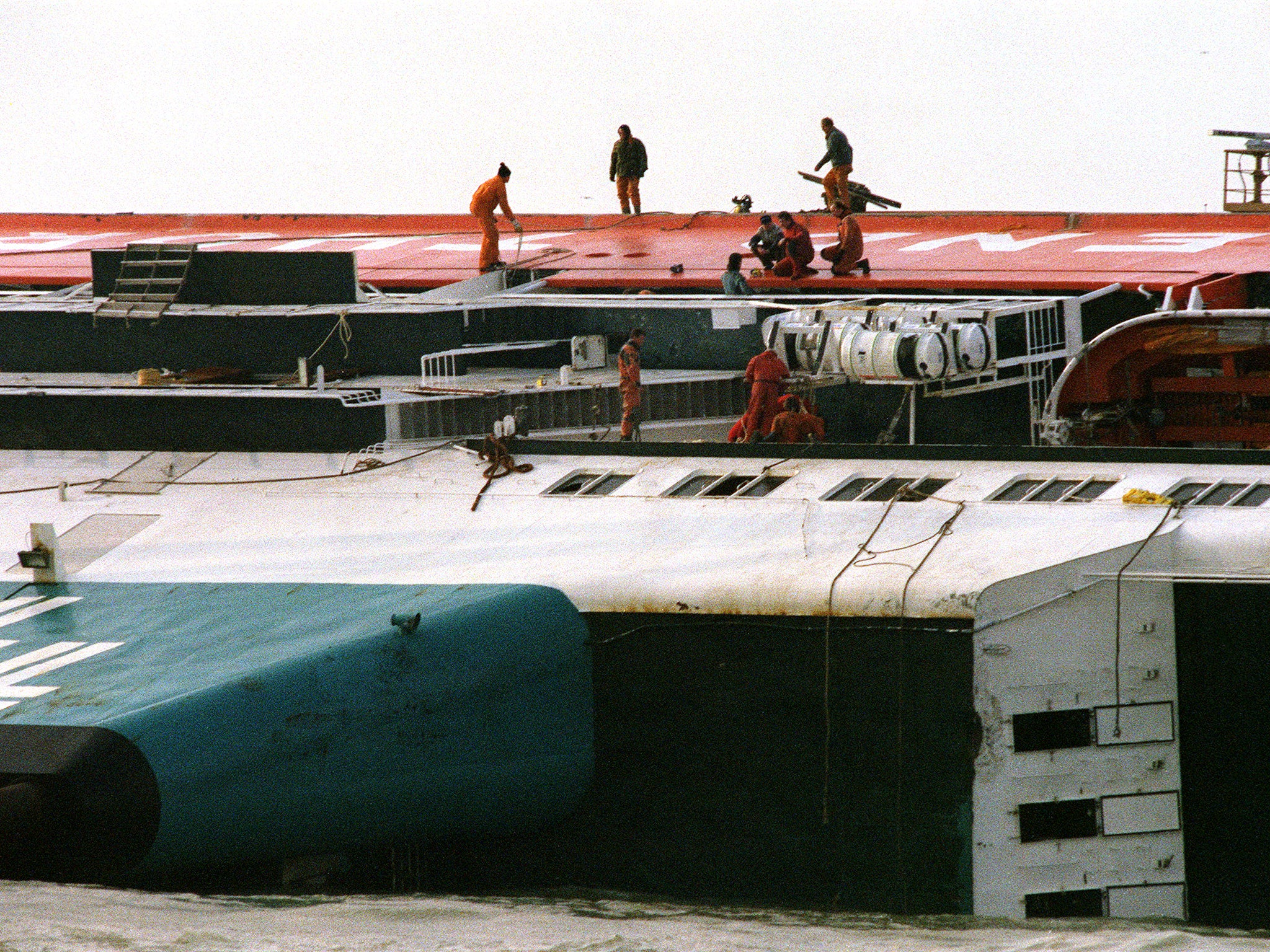Zeebrugge Ferry Disaster 30 Years On Deadly Failings