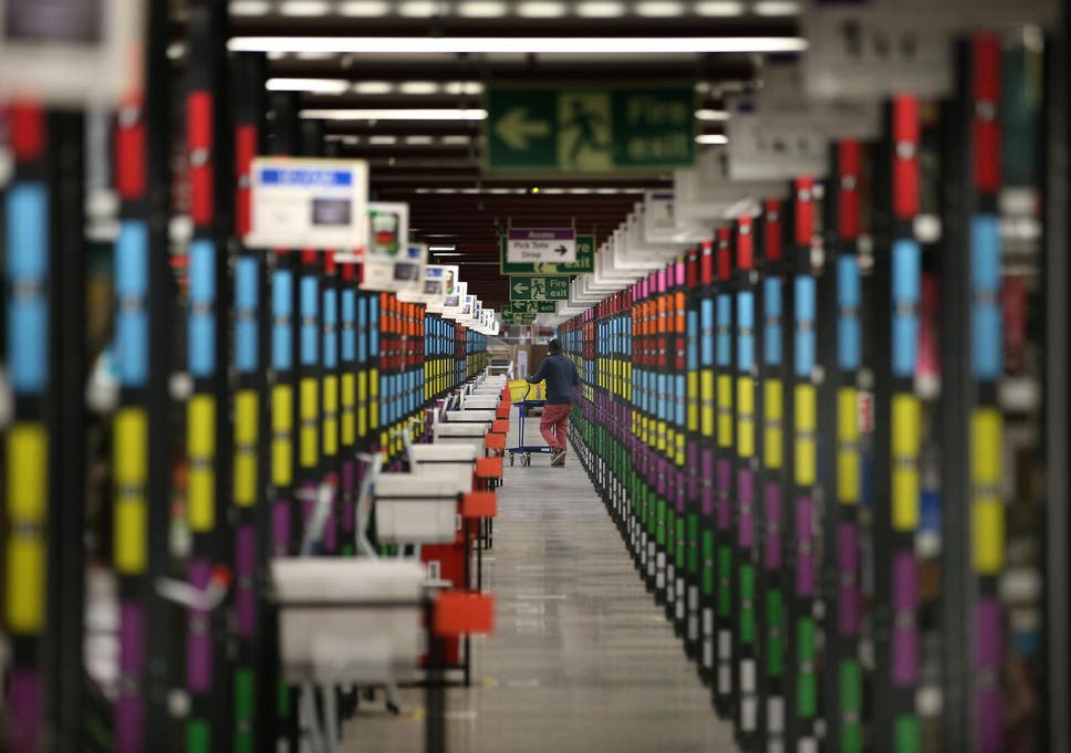 Amazon axes employment agency Transline Group that was at