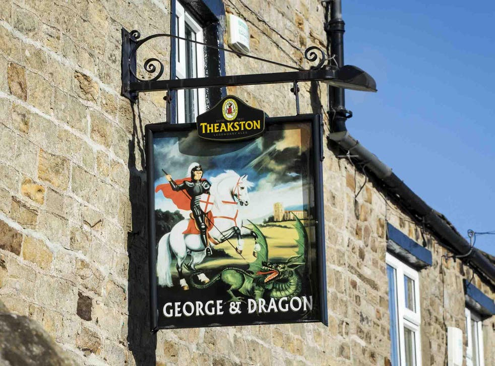 The George & Dragon provides a hub for community life