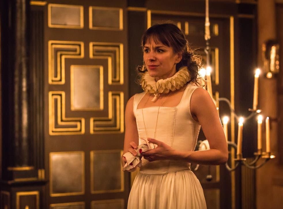 Natalie Klamar stars as Desdemona in Ellen McDougall's production