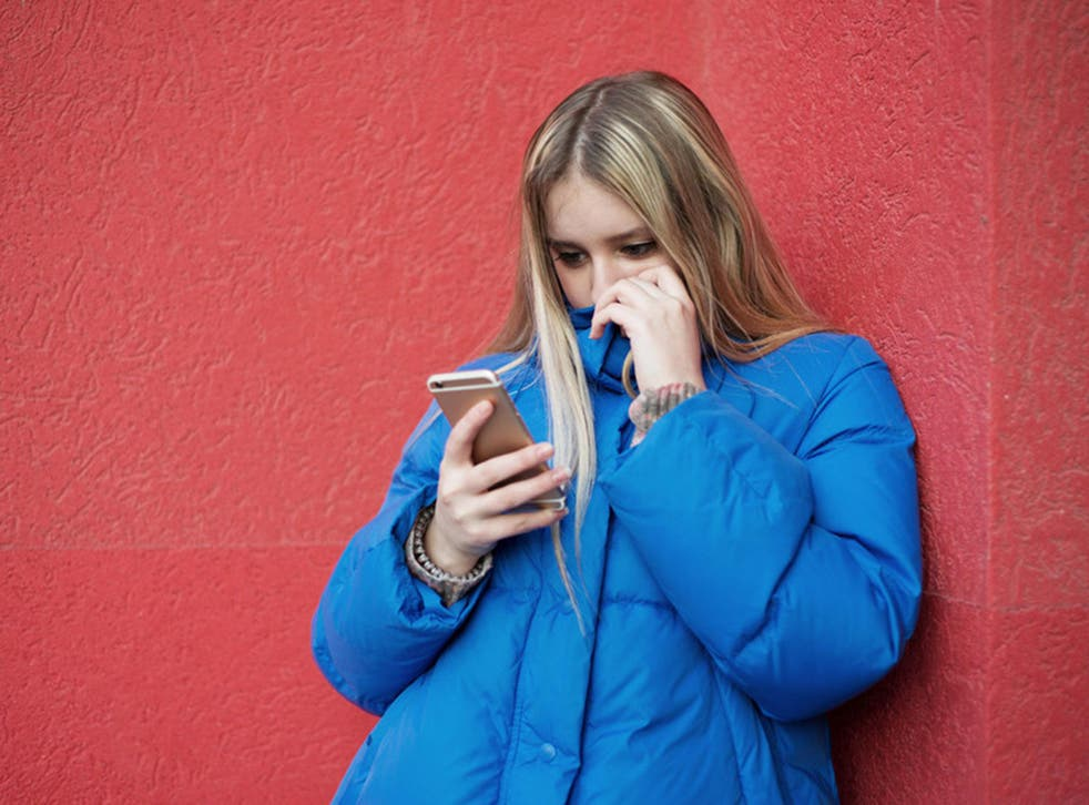 A recent study found that 55 per cent of subjects involved in sexting were below the age of 16