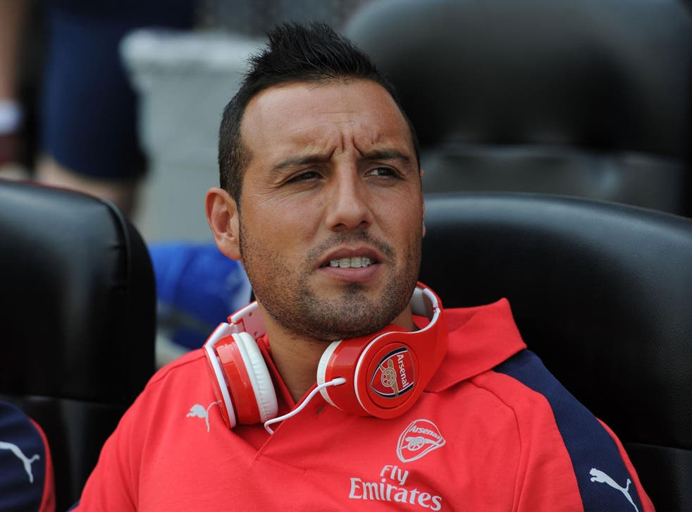 Santi Cazorla could miss the entire season after having a ninth operation